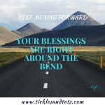 Motivation Moment – Keep Moving Forward