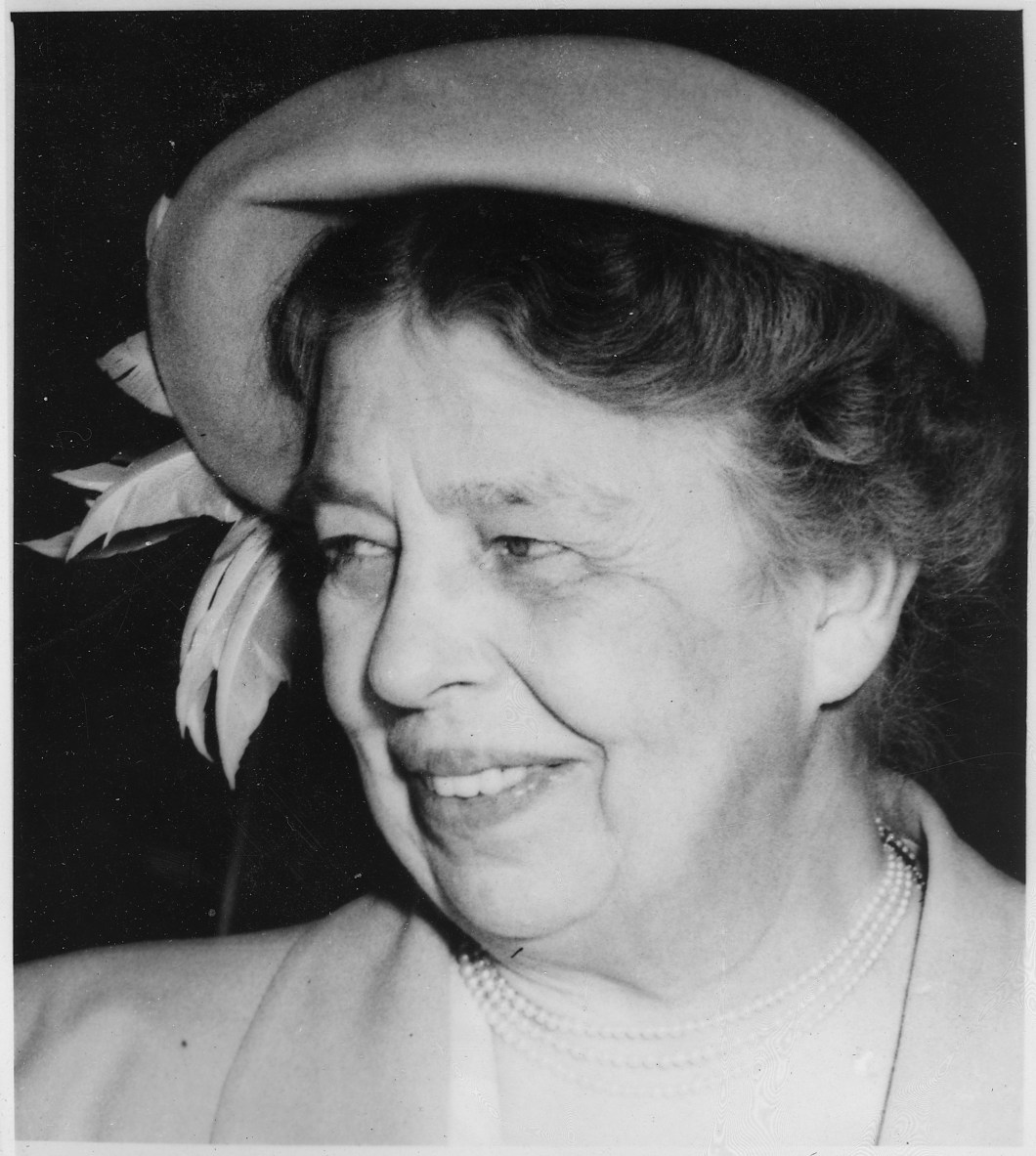 Eleanor Roosevelt come out closet