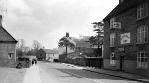 Main Street, Ticknall