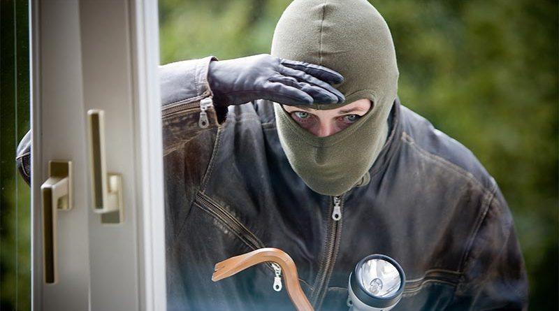 Village Burglaries Epidemic Spreads to Ticknall