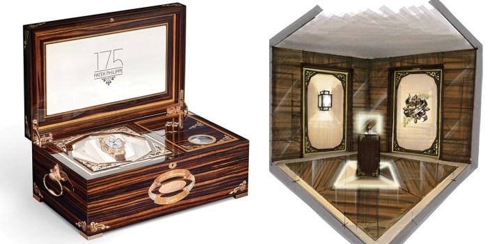 Grandmaster Chime Box  & Concept Display