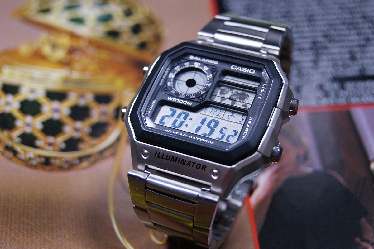 Casio Ae1200 Review Royale Tick Talk World Time Ae 1200whd 1a Original 9th February 2016 6 Comments