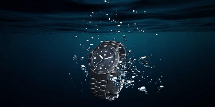 Hamtun H1 - Dive Watch