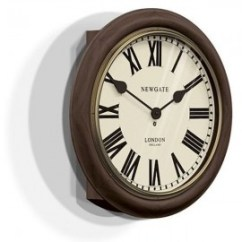 Kitchen Wall Clocks Decorative Canisters Or Browse Full Range Below Kings Cross Station Clock 50cm