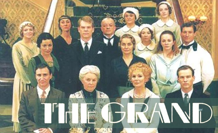 Shows to watch if you like Downton Abbey: The Grand