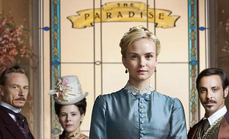 Shows to watch if you like Downton Abbey: The Paradise