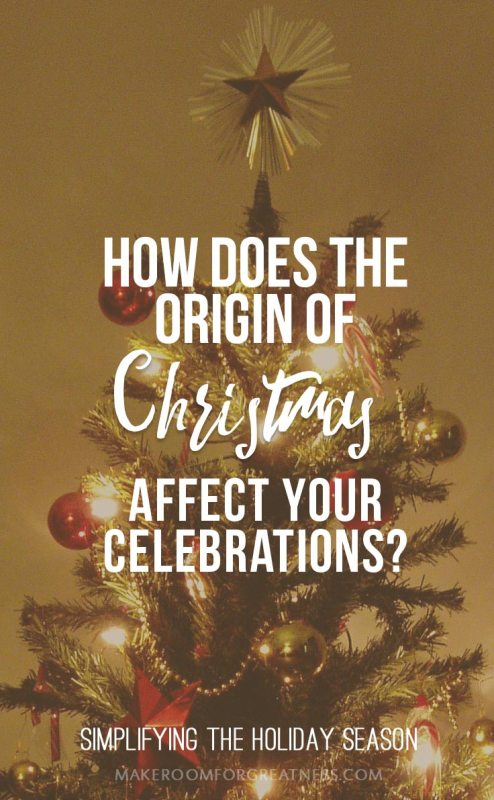 "Is the ""reason for the season"" what you really think it is?"