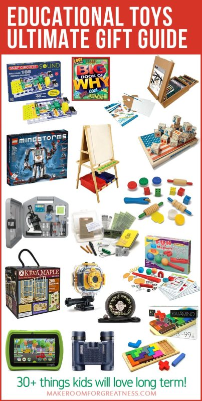 Ultimate Educational Toys Gift Guide That Kids Will Love Long Term