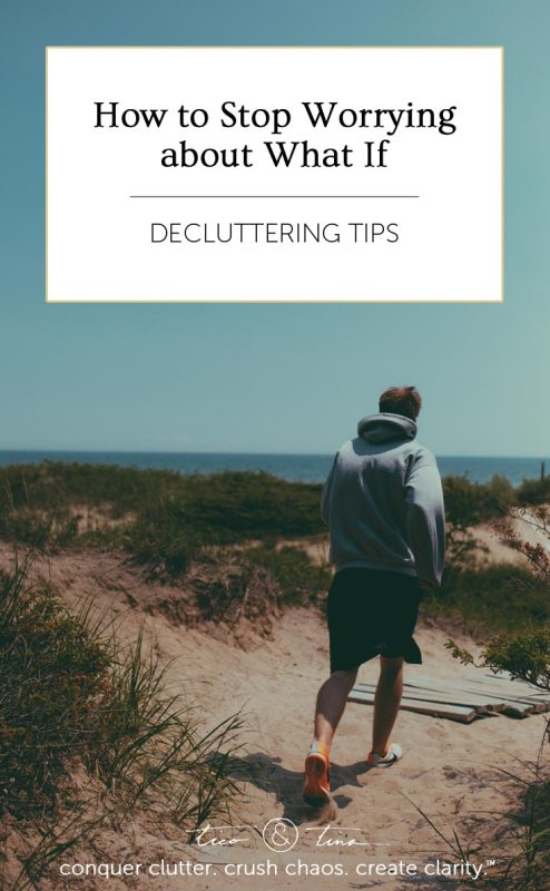 "Although none of us ever knowingly signed up for a class called ""How to Worry 101"", the vast majority of us have become quite skilled at it. 