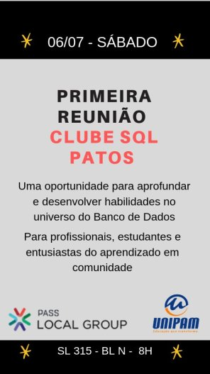 Clube SQL Patos de Minas