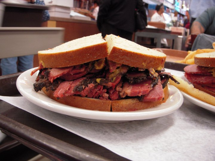 Harry ti presento... Katz's Delicatessen!