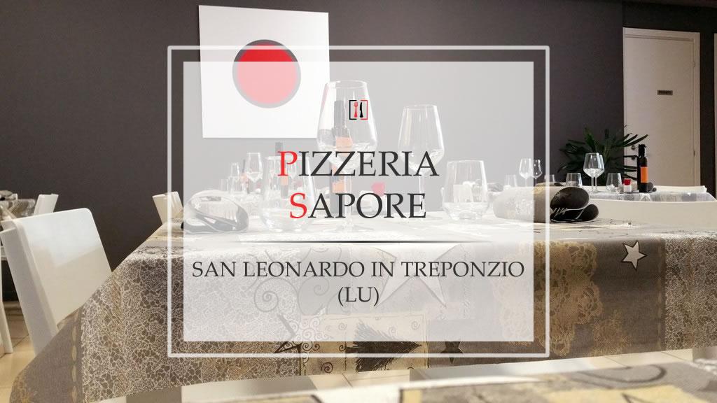 A San Leonardo, la pizza ha un Sapore nuovo...