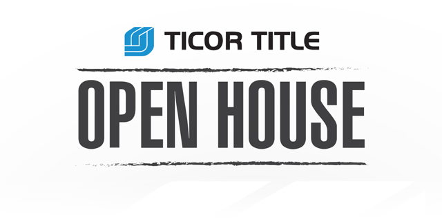 Open House September 25 – Ticor Title Federal Way