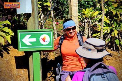 Ticos A Pata Hiking Trekking