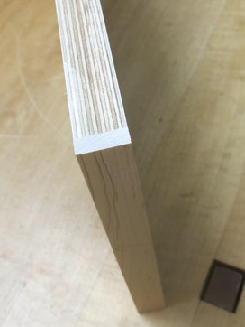 Some good tips on how to attach edge banding  She Works Wood