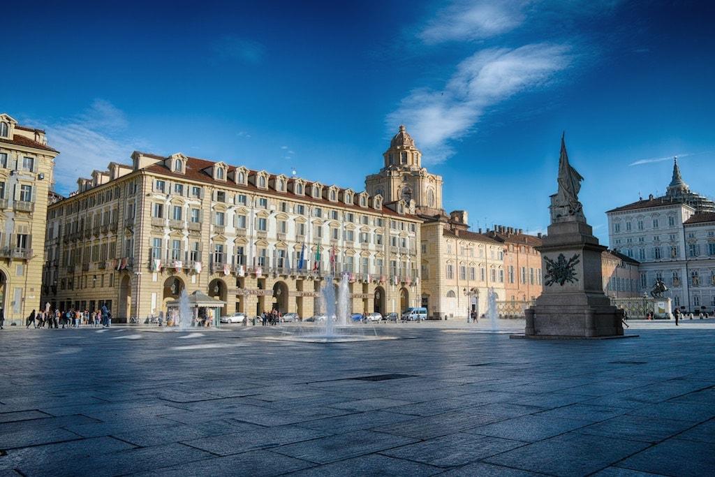 Top destinations pour ton voyage pas cher, moins de 30€ Turin