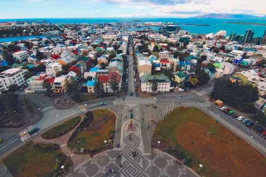 week end en islande - Reykjavik cover
