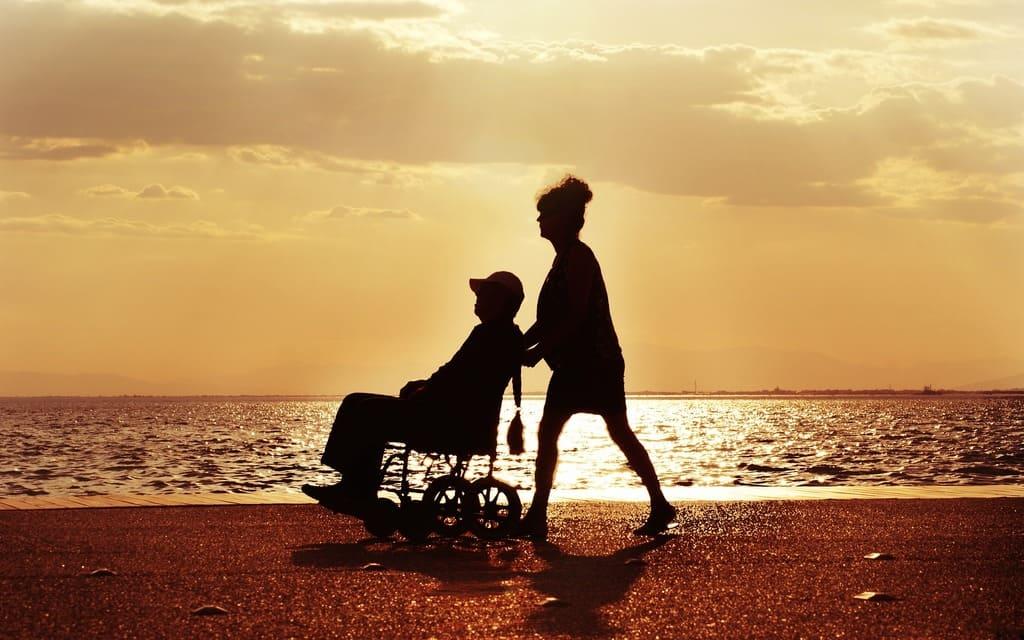 voyage pour handicapé plage
