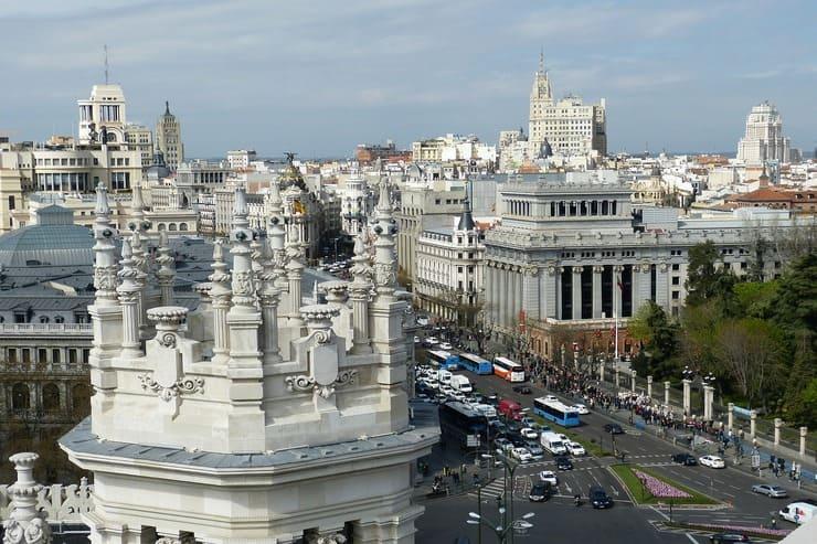 ou aller en Espagne ? À Madrid !