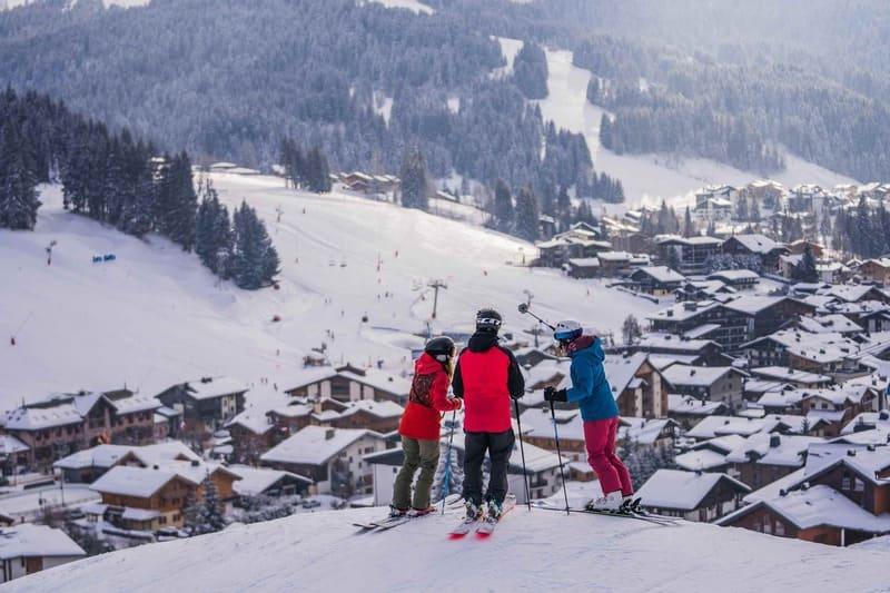 vacances de ski - station de ski les gets