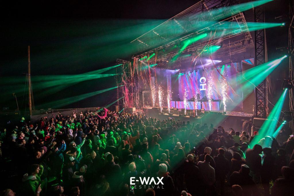 festival france 2020 - E wax