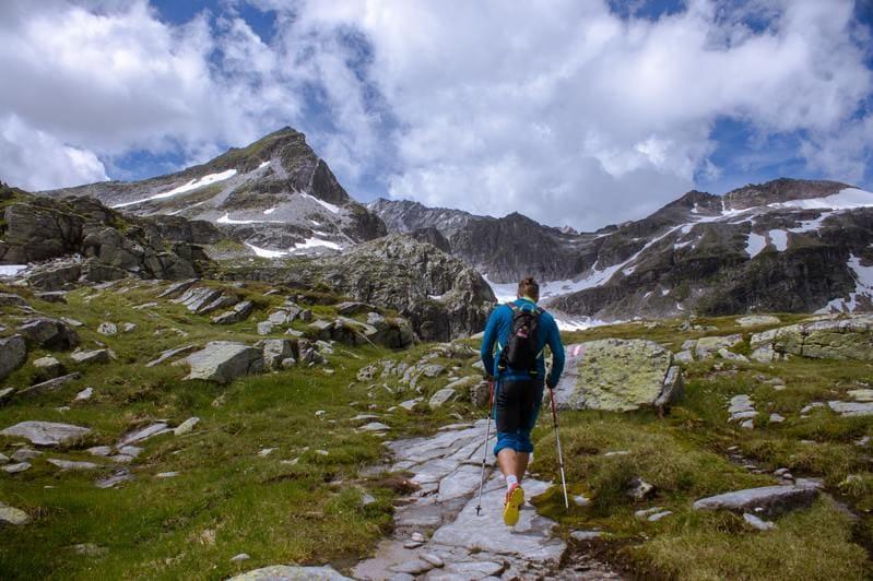 randonnée en france - grande traversée des alpes