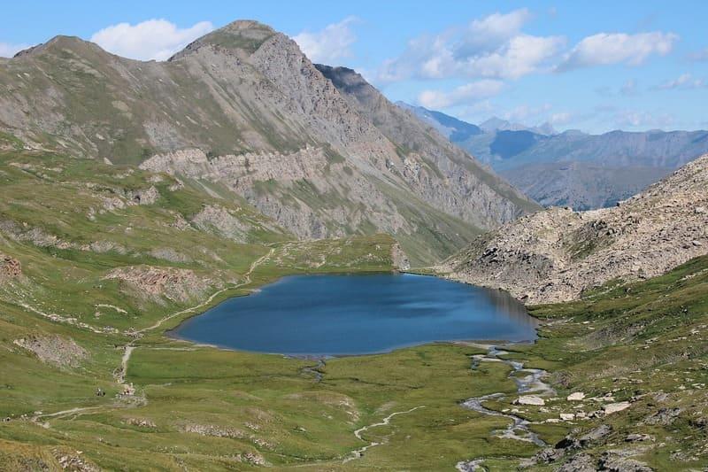 tour des lacs queyras hautes-alpes