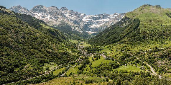 les plus beaux paysages de montagne - cirque de Gavarnie