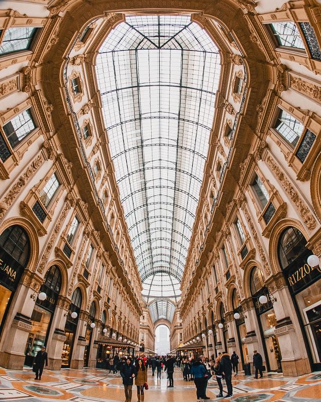 milan centre commercial