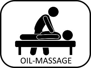 button-oil-massage english