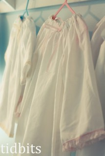 Vintage Nightgowns, Girls