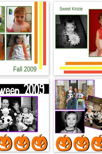 Digital Scrapbooking – Only 3 years behind