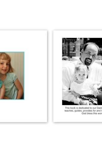 A Photo Book for Father's Day