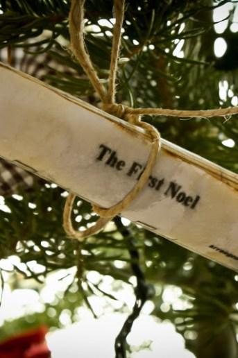 Christmas Music – Ornament