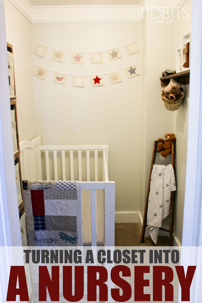 turning a closet into a nursery tidbits 21339 | turning a closet into a nur