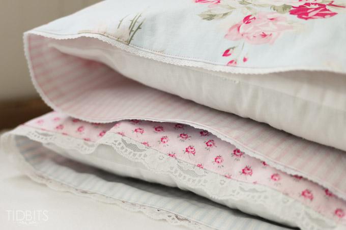 Reversible Pillow Case TIDBITS-23