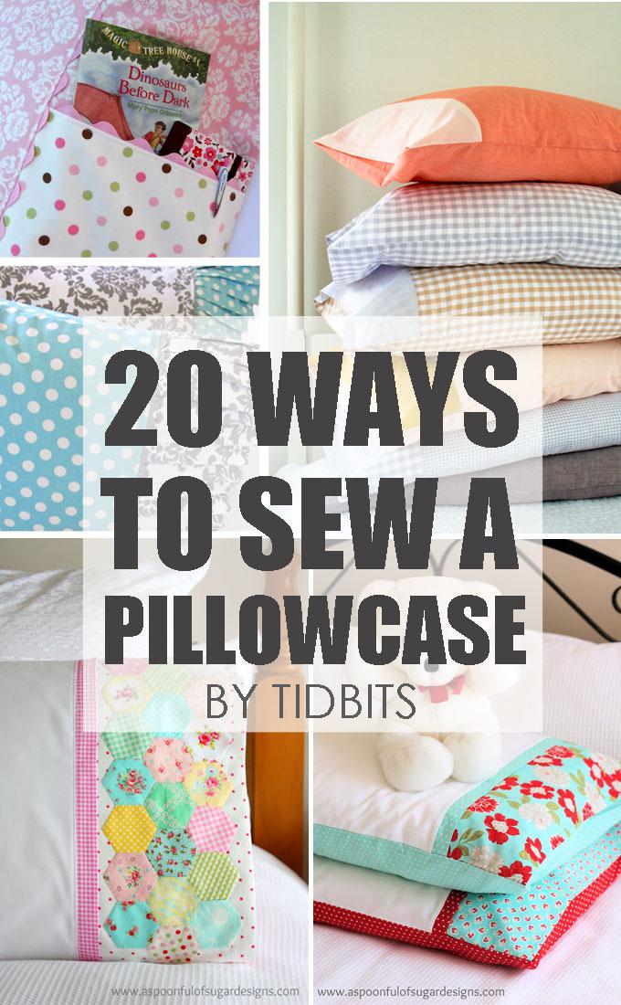 20 ways to sew