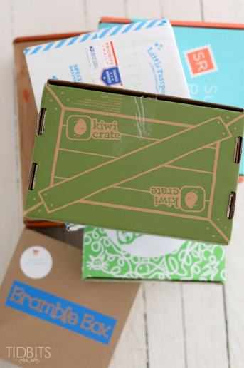 Your Guide to Choosing the Best Subscription Box for YOUR Child