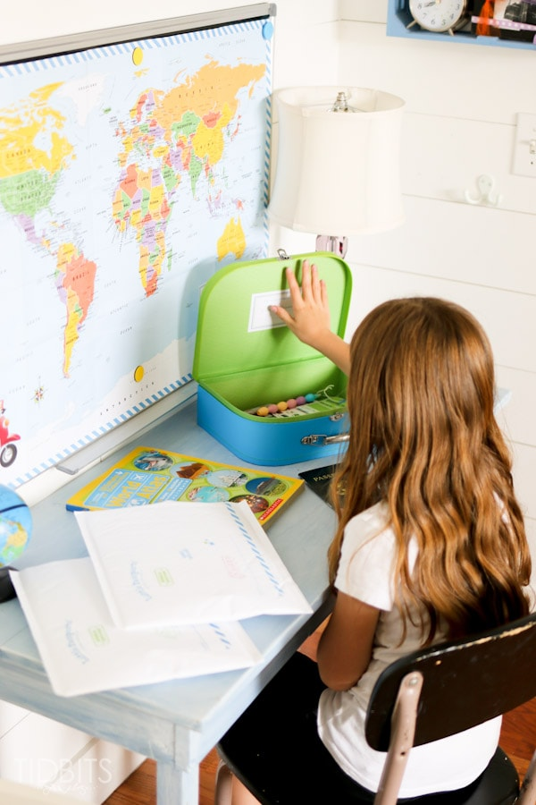 Mommy and Me Summer School - sharing a love of global learning