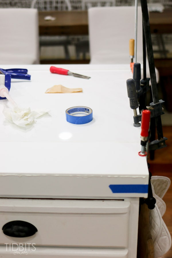 DIY Solid Surface Countertops