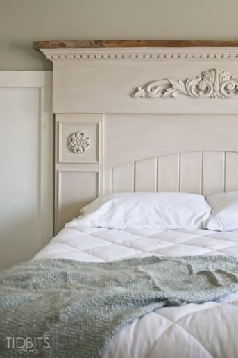 Master Bedroom Progress | The Headboard