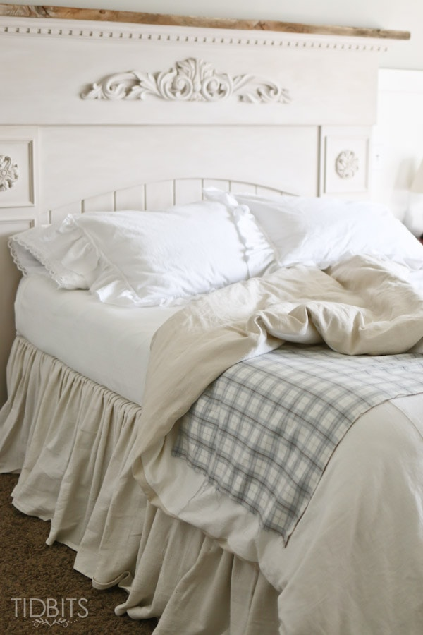 How To Seam  Fabrics Together For Bedding