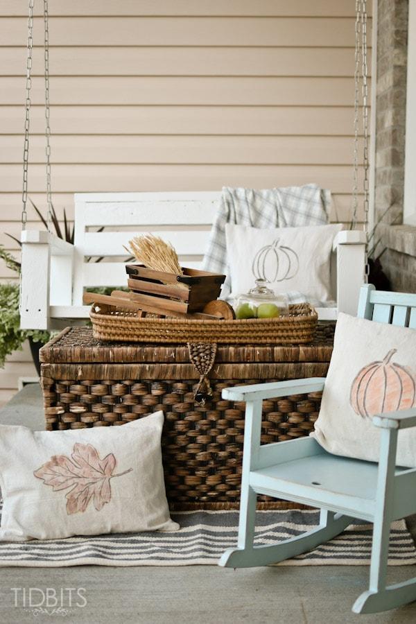 Fall Pillows, Fall Printables, Fall Porches