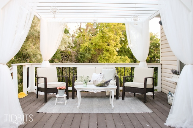 Deck Makeover Reveal Day!