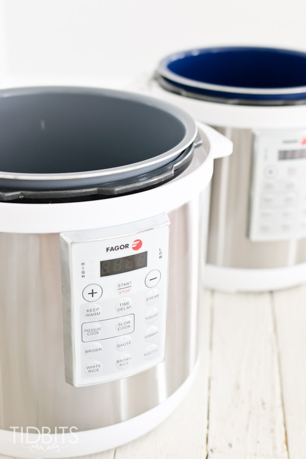 Fagor Lux Electric Pressure Cooker