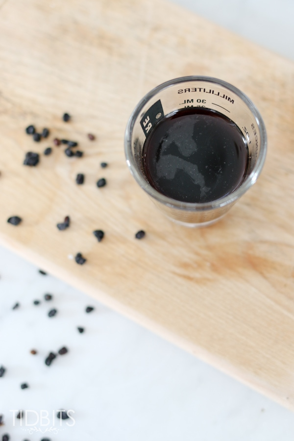 Pressure Cooker Elderberry Syrup. Give your immune system an all natural cold and flu fighting boost!