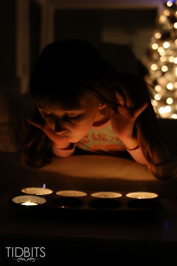 The magic of Christmas - Christmas nights home tour.