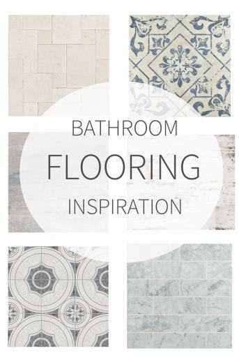 Bathroom Flooring Inspiration