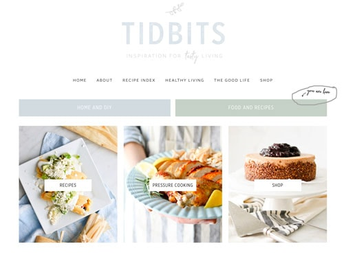 Welcome to the new TIDBITS!