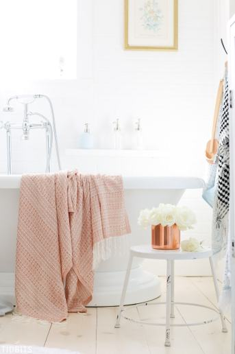 Fall Home Tour | Bathroom